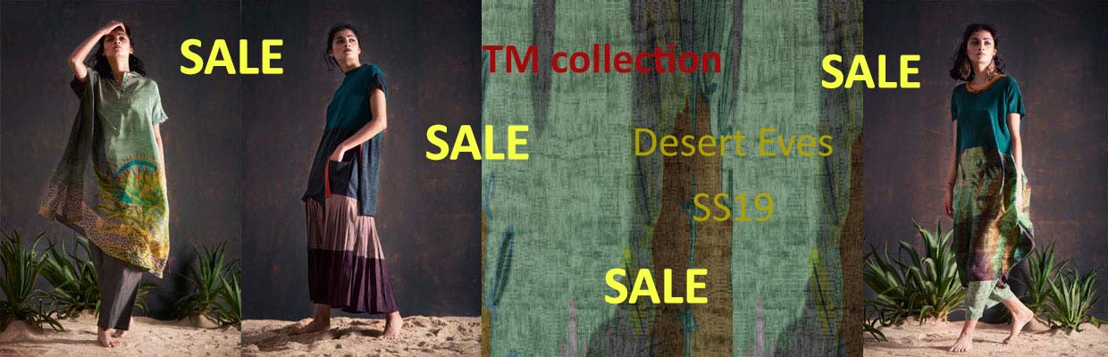 TM Collection Desert Eves SS19