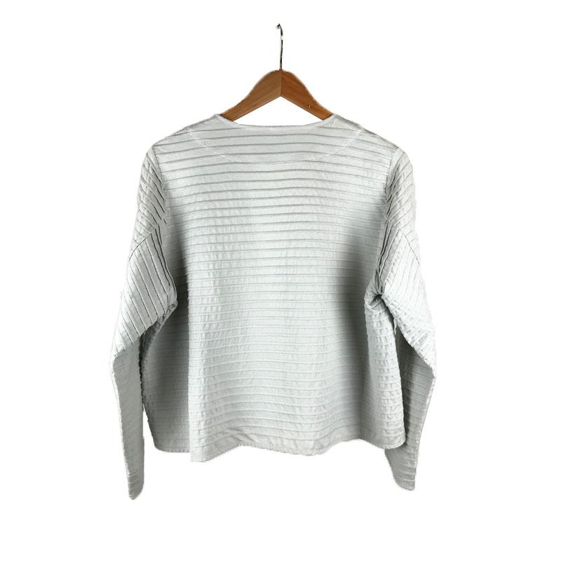 Yacco Maricard Cotton Jersey Jacket 1510727 Stone