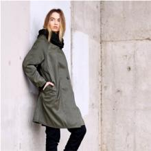 Mycra Pac's famous Donatella raincoats has been one of our bestsellers for years.  Whenever I travel, I invariably see someone wearing one.  Available in 3 lengths and sizing to fit up of a size 22+.