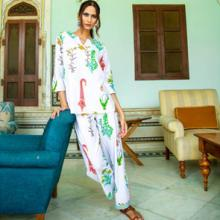 <p>A gorgeous collection of loungewear to wear where you will - at home, at weekends, sleeping, lounging or lazing.</p>