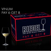 <p>As far as we are concerned, Riedel wine glasses are the only glasses to use to enjoy wine to the full. We hold Glass/Wine matching events from time to time to share our philosophy. In our experience even the most sceptical become converts.</p>