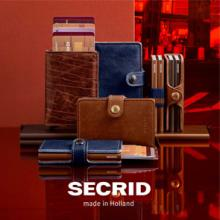SECRID card protectors and wallets merge fashion and product design to create pocket-sized solutions to protect your essential documents like credit cards, cash, receipts etc.  With a wide range of products, colours, finishes and price points, there's the perfect solution for everyone.