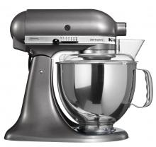 KitchenAid Artisan Food Mixer Medallion Silver