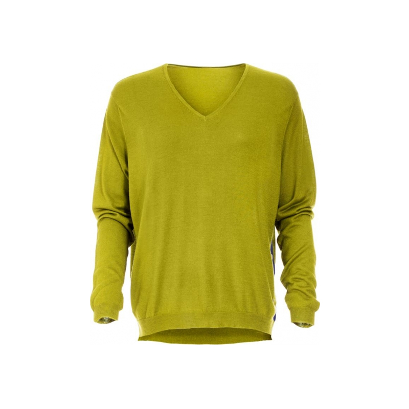 94d11d5a4d5f1 TM Pullover Buttons Chartreuse