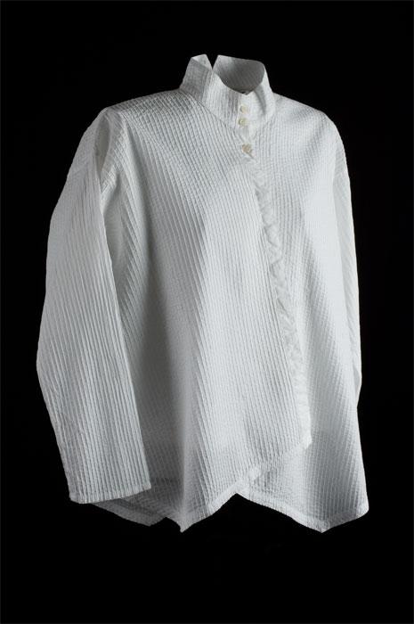 Yacco Maricard Cotton Lawn Shirt 1021836 White