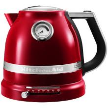 <p>The Kettle is probably the most used and abused item in the kitchen. It is worth investing in a heavy duty kettle with limescale filter and hidden elements. These will give you a kettle with a much longer life.</p>